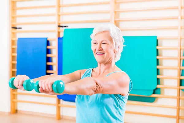 Training senior adults