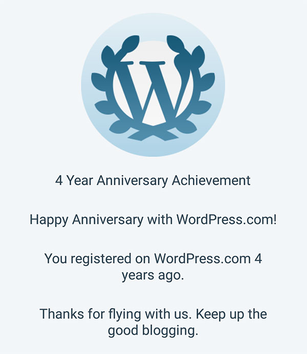 blog, anniversary, wordpress, recap, achievement, blog anniversary