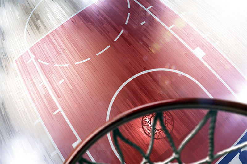 How effective is basketball at burning fat