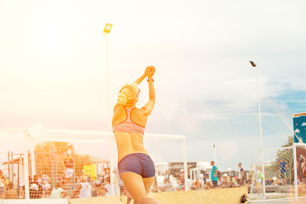 Top 10 Fitness Blogs for Beach Volleyball Players
